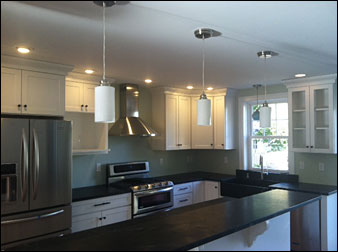 New England Kitchens-Quality Cabinets, Design, Sales and Installation